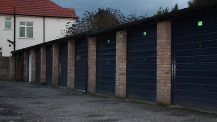 Brent Council has 1,234 garages that are empty (Stock pic)