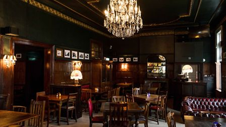 The 'oak room' on the first floor (Pic: Urban Pubs & Bars Ltd)