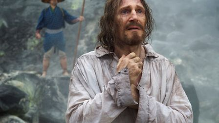 Liam Neeson in Silence. Picture: Paramount Pictures