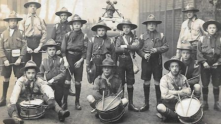 The 5th North London Scout Group
