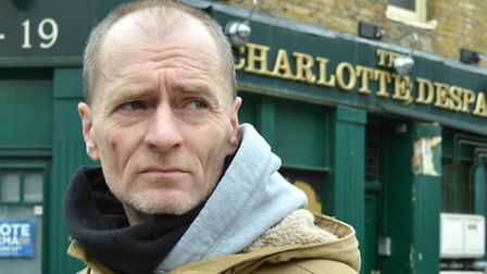 Chris Sparks, landlord of the Charlotte Despard pub in Archway Road. Picture: Polly Hancock