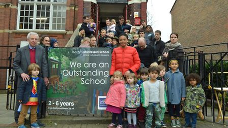 Parents children and staff at Monty's Montessori based are looking for a new home