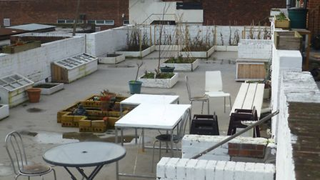 Paul Saunders' Stroud Green Road rooftop community garden 'drove away prostitutes and crack cocaine'