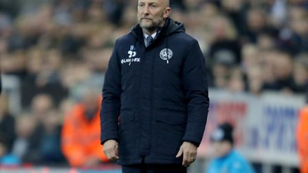 Queens Park Rangers manager Ian Holloway looks on (pic Richard Sellers/PA)