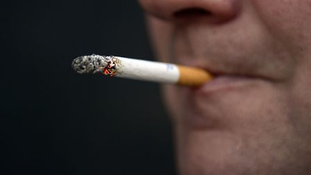 Smoking increases the cost of social care by millions, say Action on Smoking and Health. Picture: Jo