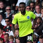 Kazenga LuaLua recently joined QPR on loan from promotion chasing Brighton & Hove Albion