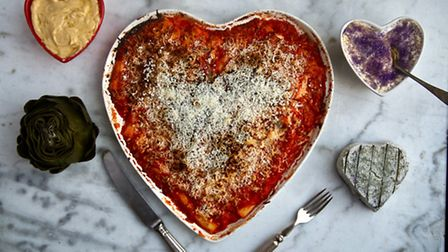 Cook yourself up a treat for Valentine's Day. Picture: Kerstin Rodgers