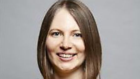 Cllr Alice Perry.