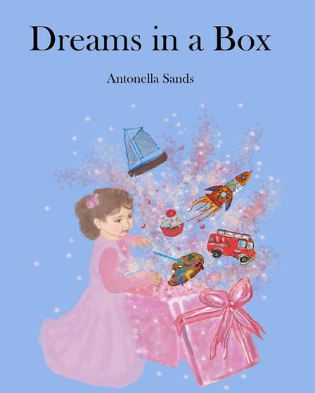 Antonella Sands Dream in a Box with proceeds going to Rays of Sunshine