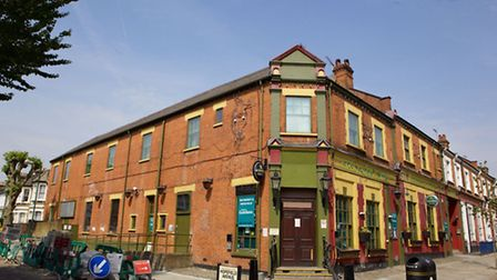 Residents have applied for ACV status to protect The Corrib Rest pub in Queens Park Pic credit: Ad
