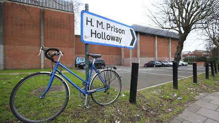 Campaigners are calling for a community-led redevelopment of the Holloway Prison site. Picture: Jona