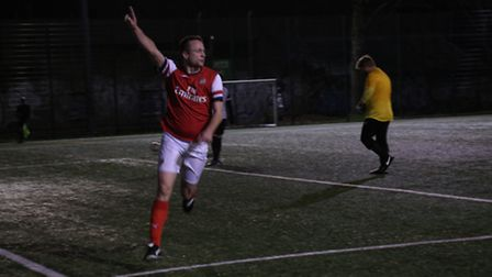 Islington Admiral United started their Invitation Cup campaign with a 5-1 win. Picture: REGGIE HAGLA