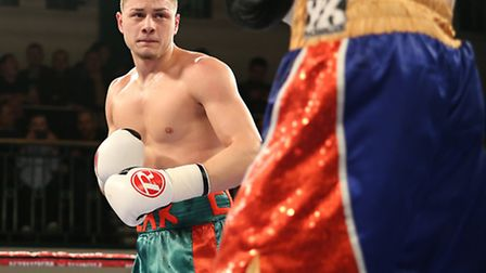 Former Times ABC boxer Zak Chelli made a winning start to his professional career at Bethnal Green's