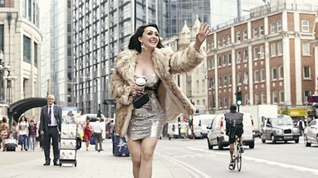 Eleanor Conway's Walk of Shame comes to The Albany in Great Portland Street