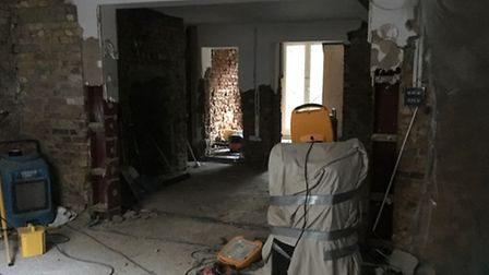 The building work is now out to tender. Picture: Sam Gelder