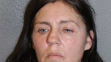 Jailed: Tracey Robinson. Picture: Met Police