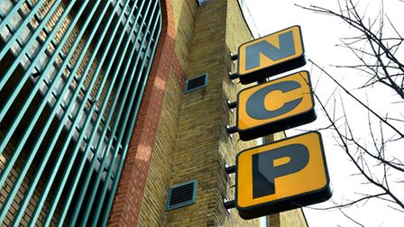 Plans to develop the NCP car park in Farringdon Road led to the formation of the TRA. Picture: Polly