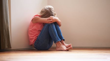 An abused child (Photo: Getty images)
