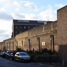 A general view of Pentonville Prison, which two inmates escaped from in November. Picture: Charlotte
