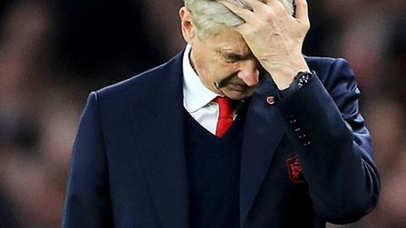 Arsenal lost to West Brom at The Hawthorns today