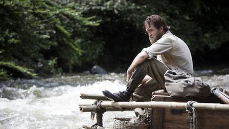 Robert Pattinson in The Lost City of Z. Picture: AIDAN MONAGHAN