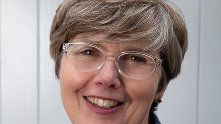 Rosy Greenlees OBE, executive director of the Crafts Council. Picture: Crafts Council