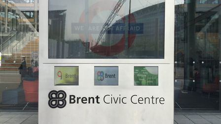 People in Brent are standing in solidarity with the victims of the Westminster attack