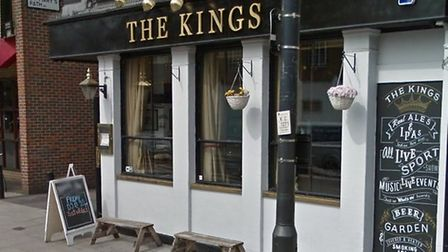 The King's in Essex Road. Picture: Google Maps