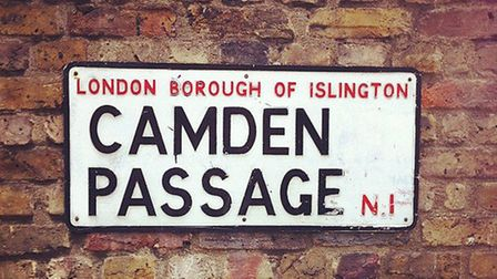 Neighbours fear Camden Passage's heritage has been compromised. Picture: Jonathan Chan/Flickr/CC BY