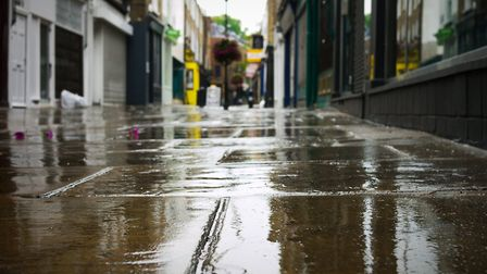 Neighbours fear Camden Passage's heritage has been compromised. Picture: Jaypeg/Flickr/CC BY 2.0