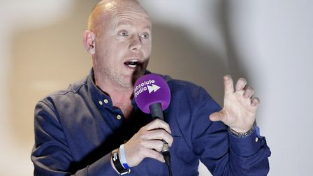 Perry Groves is expecting Arsenal v Manchester City to be an open game. Picture: John Phillips.