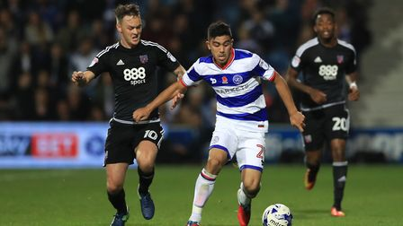 Queens Park Rangers' Massimo Luongo was praised by manager Ian Holloway for his performance against