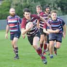 Tom Loughnan in action for UCSOB. Picture: NICK COOK