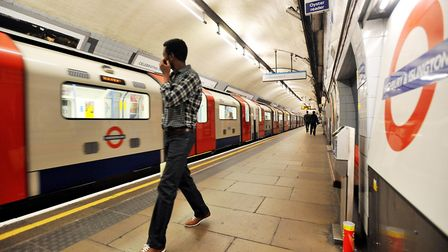 Victoria line trains won't be running at Highbury and Islington station on April 16 and 17. Picture: