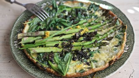 Frittata. Picture: Kerstin Rodgers