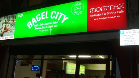 Momtaz restaurant and shisha cafe. (Photo: Brent Council)