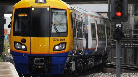 The Overground line between Barking and Gospel Oak will be closed. Picture: Fiona Hanson/PA Images