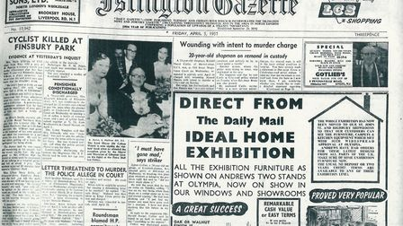 Islington Gazette: April 5, 1957