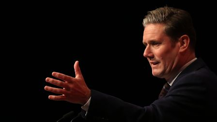 Shadow Brexit secretary Sir Keir Starmer has warned the government Labour could seek a no-confidence