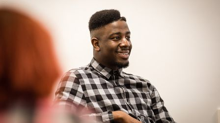 Jermain Jackman is calling on young people living in Islington to tell the Fair Futures Commission h