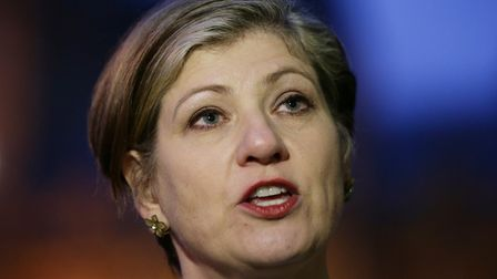Emily Thornberry: 'Representing Islington South has been the greatest honour of my life.' Picture: Y