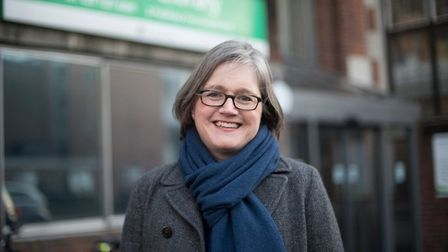 Caroline Russell stood for the Green Party in Islington North in 2015.