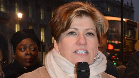 Emily Thornberry has been Labour MP for Islington South and Finsbury for 12 years. Picture: Polly Ha