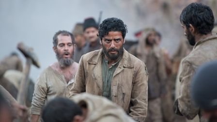 Oscar Isaac in The Promise. PictureL Jose Haro