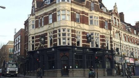 The Royal Oak pub is reopening (Pic: M�che�l R. Goss)