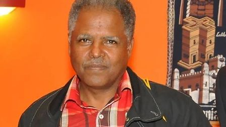 Andy Tsege pictured in early June 2014. Picture: freeandargachew.com
