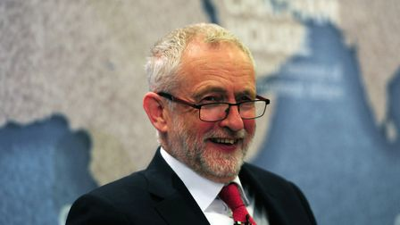 Jeremy Corbyn has upset election odds before... Picture: David Mirzeoff/PA