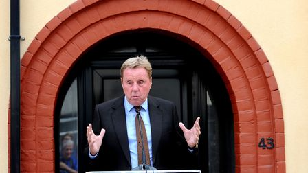 Harry Redknapp has managed West Ham United, Tottenham Hotspur and Queens Park Rangers (pic: Nick Ans