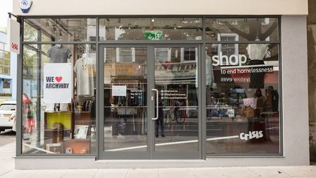 The new Archway shop in Junction Road. Picture: Jeff Hubbard