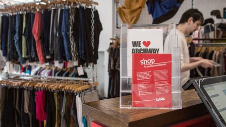 The shop will stock clothing, books, furniture and homeware. Picture: Jeff Hubbard